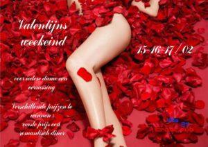 Valentijnsweekeind